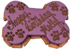 Bone Shaped Dog Birthday Cakes For Dogs