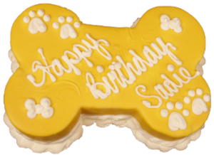 best dog bakery in Boston, treat of the month for dogs
