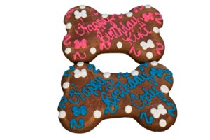 Canine Cookie Cakes