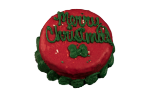 holiday cakes for dogs