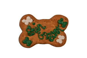 gourmet dog cookies, treat of the month club for dogs