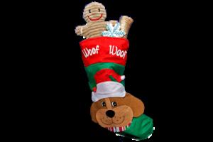 Christmas stocking for dogs, gourmet dog treats, dog birthday cakes, homemade dog treats